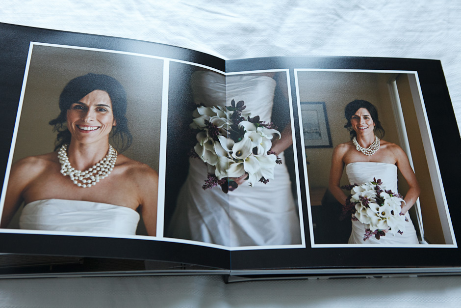Tanya and Morgan Wedding Albums