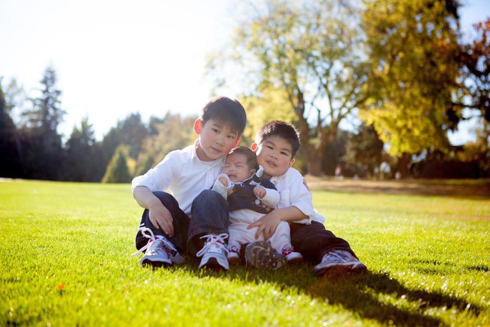 Burnaby Family Photoshoot