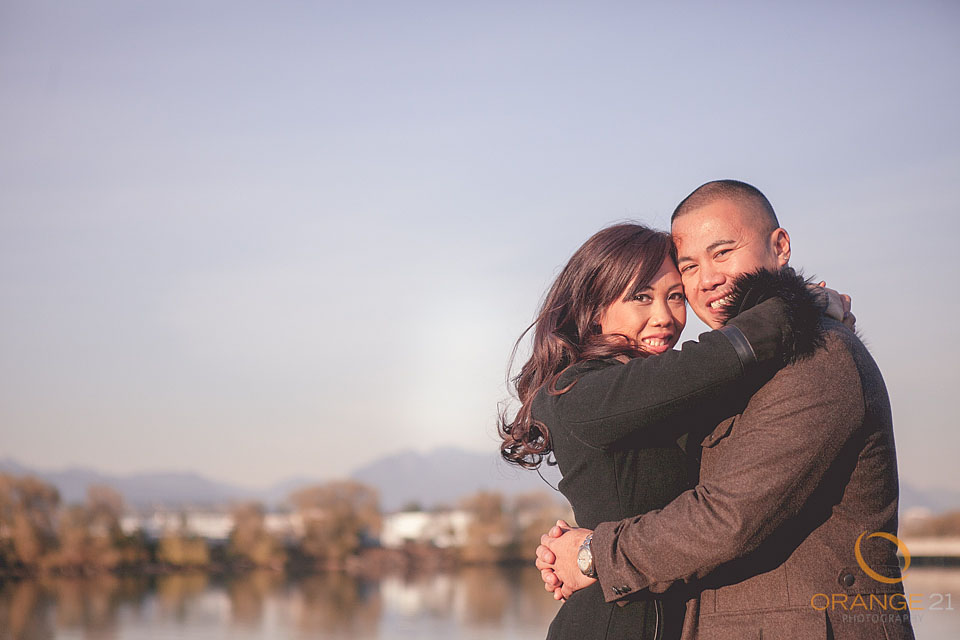 Genie and Ernesto – Vancouver Engagement shoot