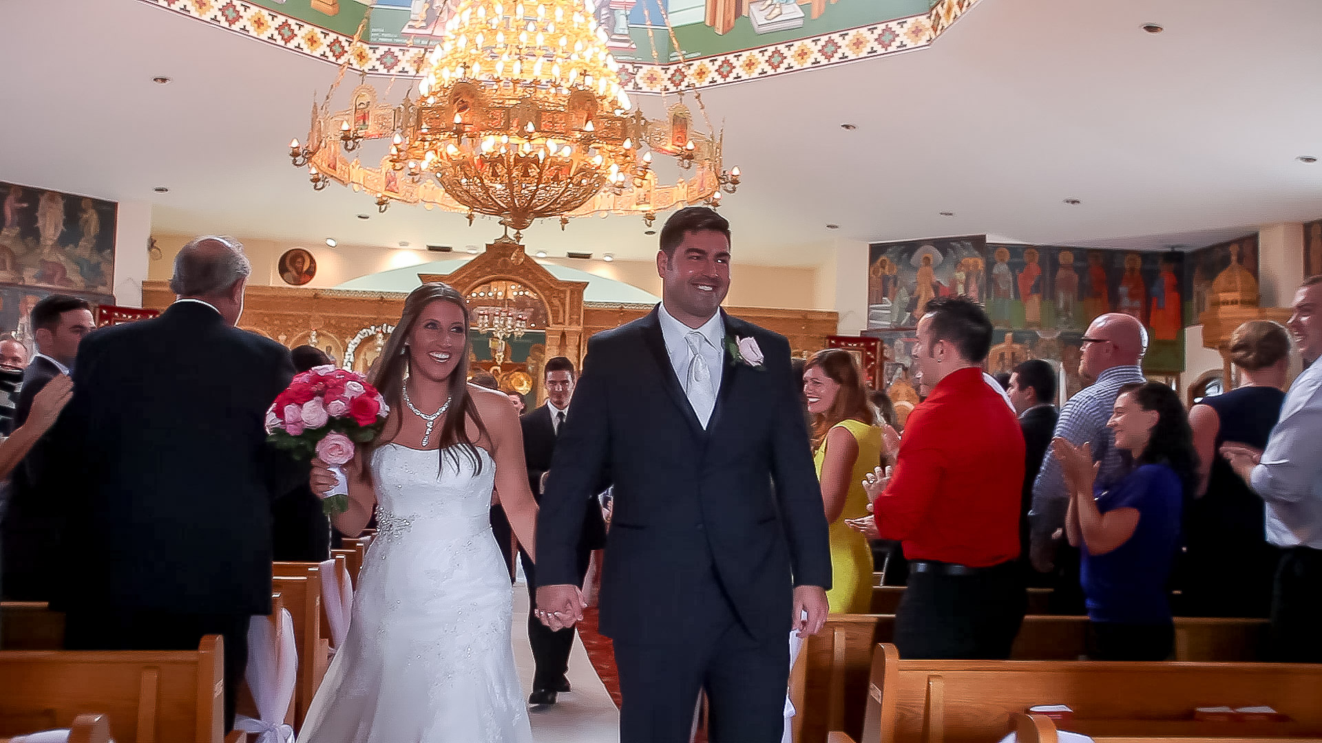 Melissa and Alex – Wedding Lip Dub video