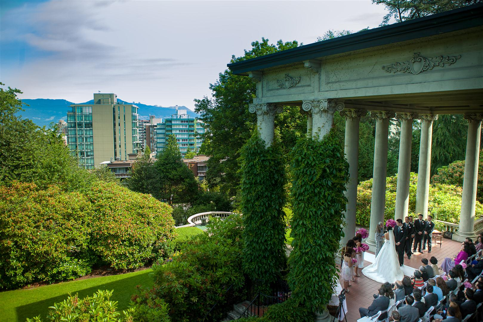 Paulina and Roger's Vancouver Wedding
