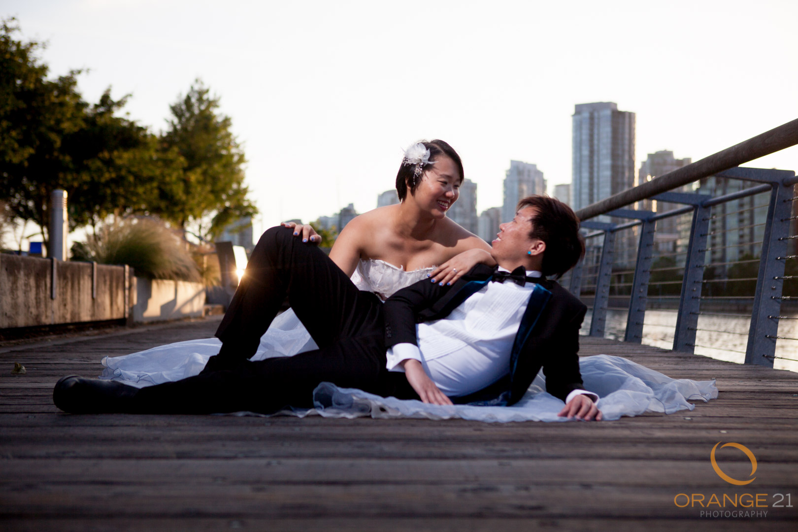 Kitty and Hei: Vancouver Engagement Photoshoot